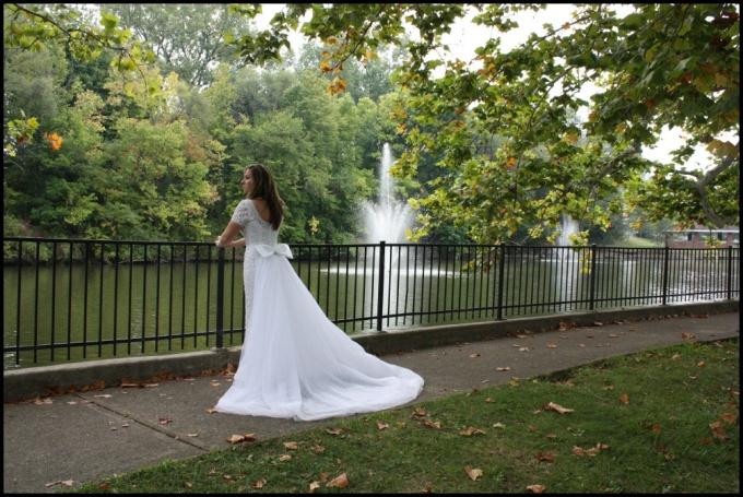 bridal railing
